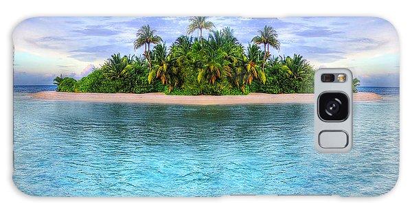 Destination Galaxy Case - Tropical Island Of Maldives by Patryk Kosmider