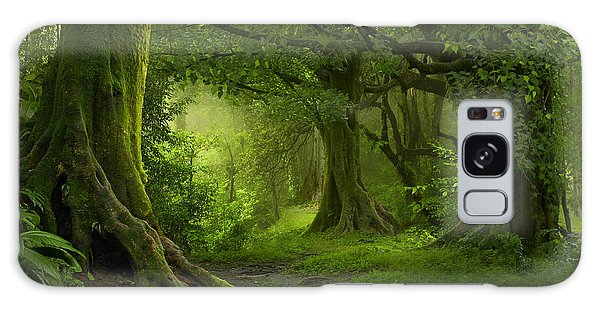 Environments Galaxy Case - Tropical Jungle In Southeast Asia by Quick Shot