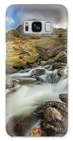 Galaxy Case - Tryfan Mountain North Wales by Adrian Evans