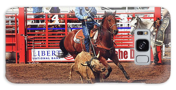 Prca Galaxy Case - Trying To Rope In Those Points by Toni Hopper