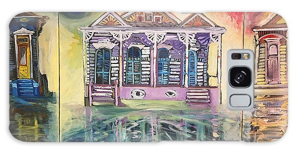 Tryptic On The Bayou New Orleans Galaxy Case