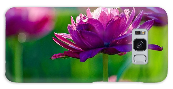Tulips In Bloom Galaxy Case