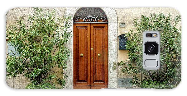 Tuscan Door Galaxy Case