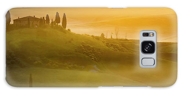 Tuscany In Gold Galaxy Case