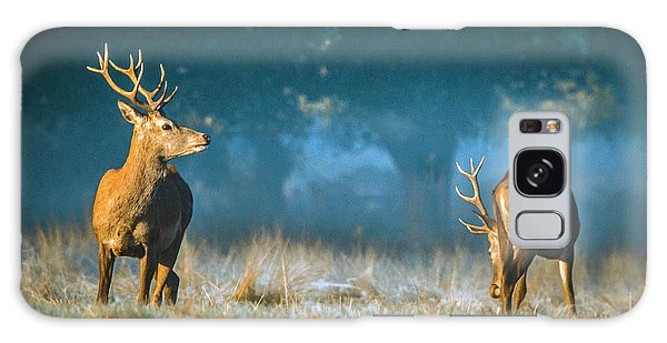 Two Stags Galaxy Case