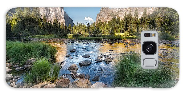 Usa Galaxy Case - Typical View Of The Yosemite National by Francesco Ferrarini