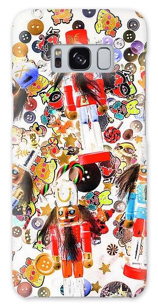 Colours Galaxy Case - Undead X-mas Platoon by Jorgo Photography - Wall Art Gallery