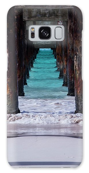 Under The Pier #3 Opf Galaxy Case