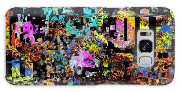Under The Sea Digital 1 Galaxy Case
