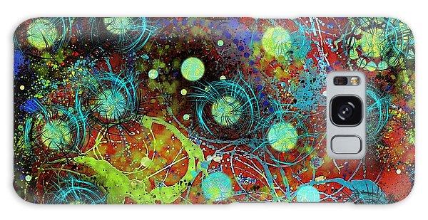 Under The Sea Digital 3 Galaxy Case