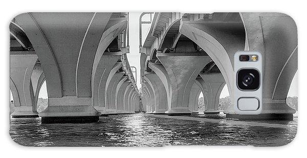 Under The Woodrow Wilson Bridge Galaxy Case