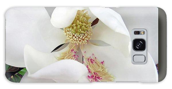 Unfolding Beauty Of Magnolia Galaxy Case