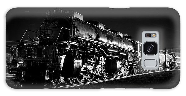 Galaxy Case featuring the photograph Union Pacific Big Boy by Matthew Chapman