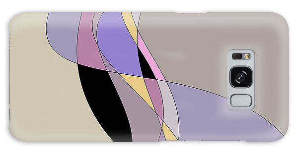 Untitled Abstract No. 29 Galaxy Case