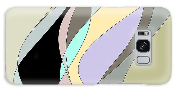 Untitled Abstract No.28 Galaxy Case