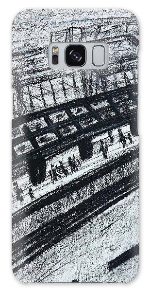 Untitled Sketch I Galaxy Case