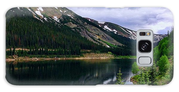 Galaxy Case featuring the photograph Urad Lake by Dan Miller