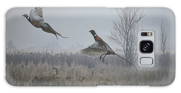 Valley Pheasants Galaxy Case