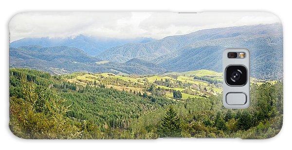 Valley View Galaxy Case