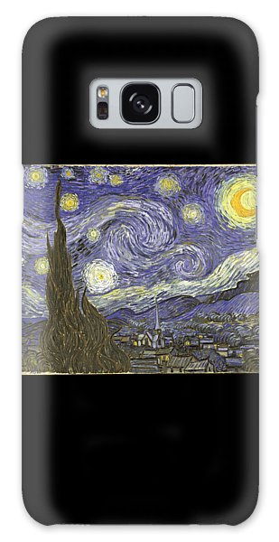 Van Goh Starry Night Galaxy Case
