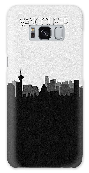 Vancouver City Galaxy Case - Vancouver Cityscape Art by Inspirowl Design