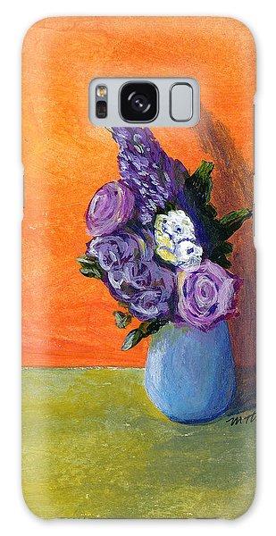 Vase 1 Galaxy Case