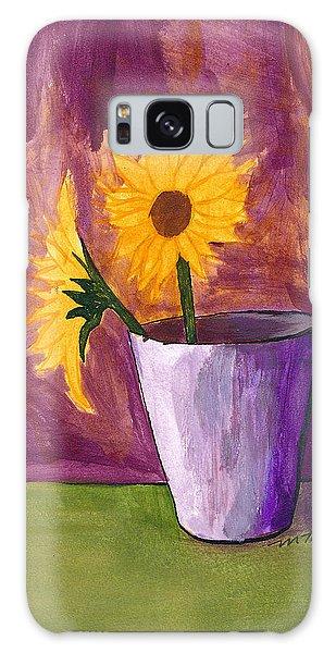 Vase 2 Galaxy Case