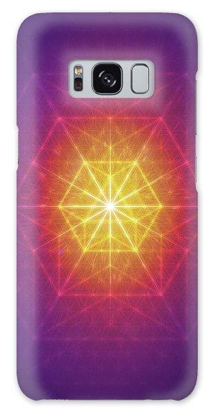 Vector Equilibrium Galaxy Case