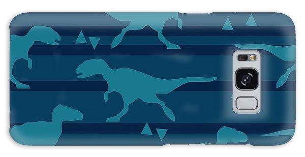 Form Galaxy Case - Vector, Illustration, Dinosaur by Alsu Gizzatullina