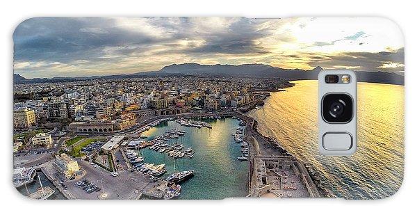 Travel Destinations Galaxy Case - Venetian Port by Giorgos Thalassinos