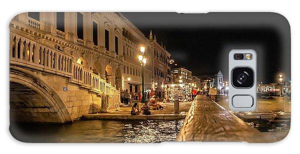 Venice At Night. San Marco Galaxy Case