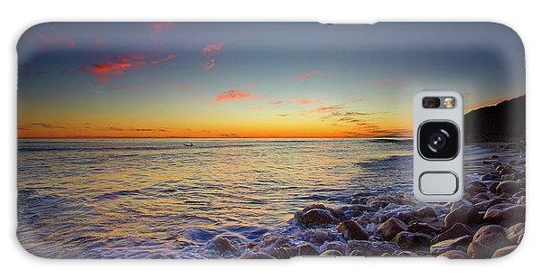 Ventura Sunset Galaxy Case