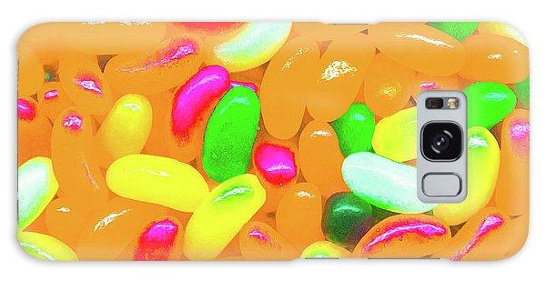 Vibrant Jelly Beans Galaxy Case
