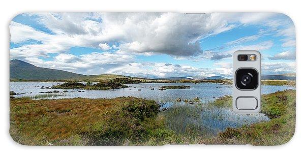 View In Glencoe, Scotland Galaxy Case