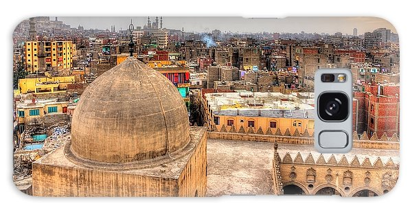 Historical Galaxy Case - View Of Cairo From Roof Of Amir by Leonid Andronov