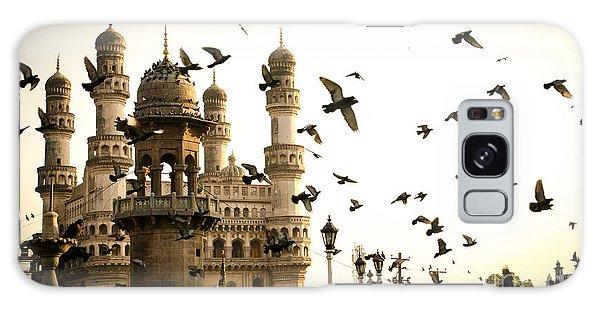 Dawn Galaxy Case - View Of Charminar, Hyderabad. India by Saisnaps