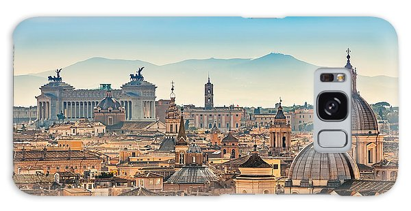 Historical Galaxy Case - View Of Rome From Castel Santangelo by S.borisov