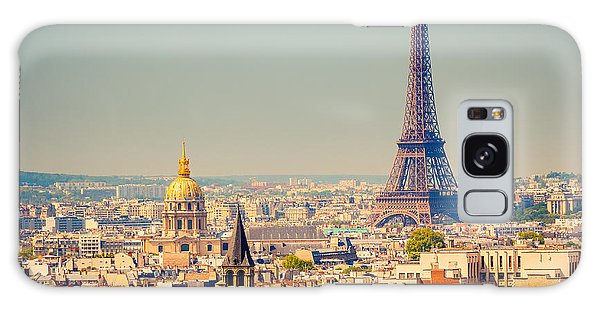 Attraction Galaxy Case - View On Eiffel Tower, Paris, France by S.borisov