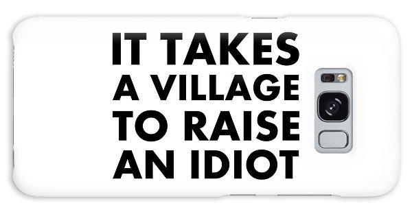 Village Idiot Bk Galaxy Case