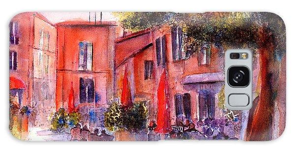 Village Roussillon Provence France Galaxy Case