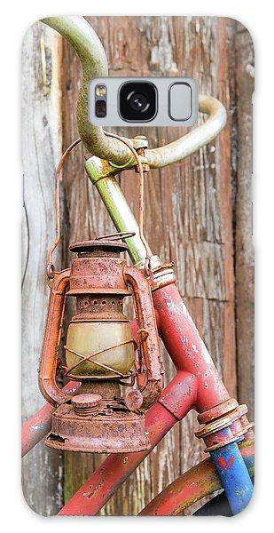Vintage Bicycle Galaxy Case