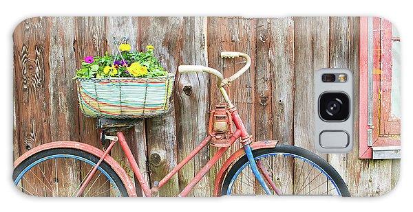 Vintage Bicycles Galaxy Case