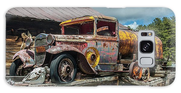 Vintage Ford Tanker Galaxy Case