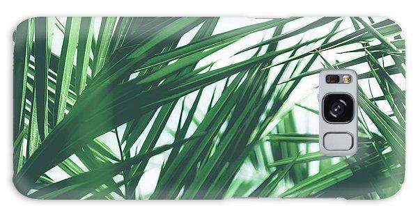 Vintage Palms IIi Galaxy Case