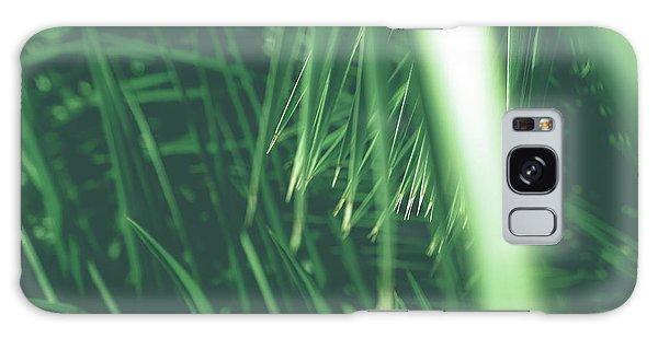 Vintage Palms Iv Galaxy Case