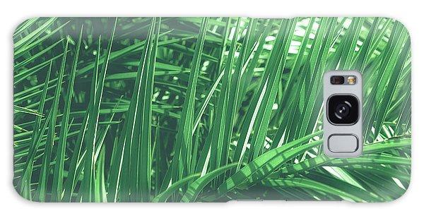 Vintage Palms V Galaxy Case