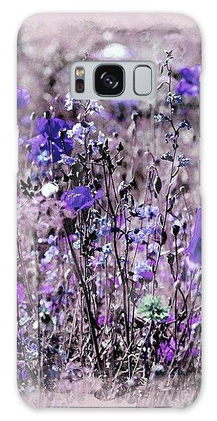 Violet Mood Galaxy Case