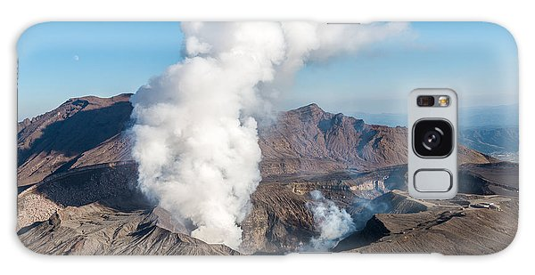 Geology Galaxy Case - Volcano, Kyushu, Mount Aso, Beautiful by Gnoparus