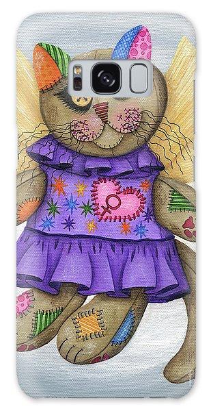 Voodoo Empress Fairy Cat Doll - Patchwork Cat Galaxy Case