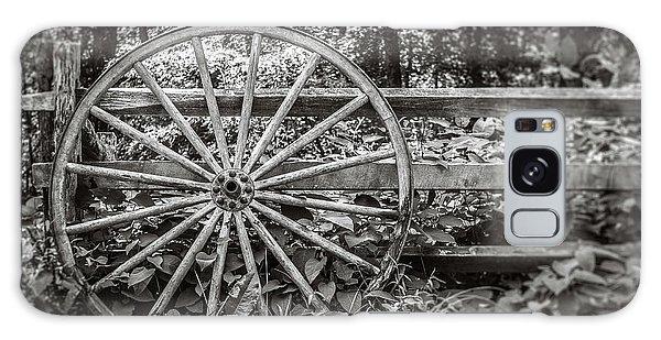 Wagon Wheel Galaxy Case